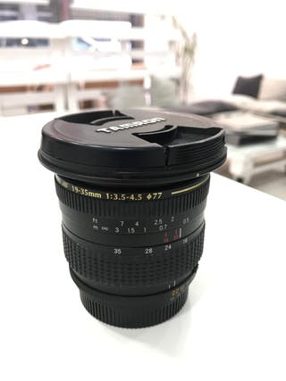 Tamron AF 19-35 f3,5-4,5 para Nikon