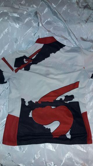 camiseta ciclesta