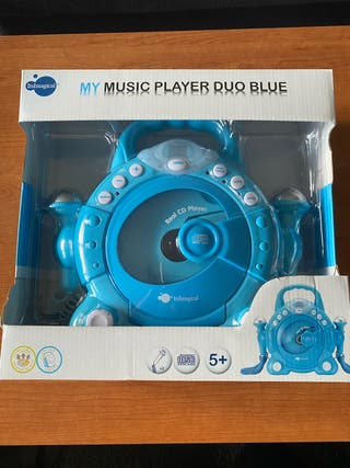 Player music duo infantil