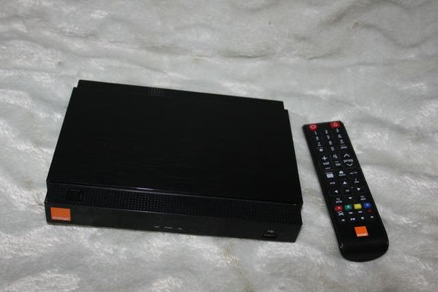 Decodificador Orange TV