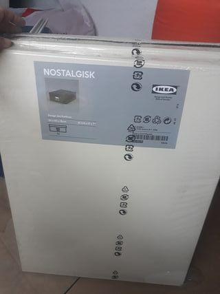 Cajas almacenaje Ikea nuevas
