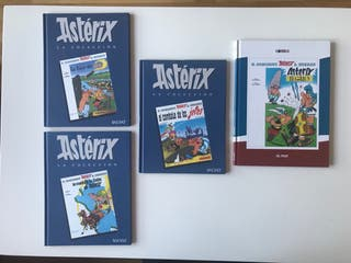 Cómics Asterix y Obelix