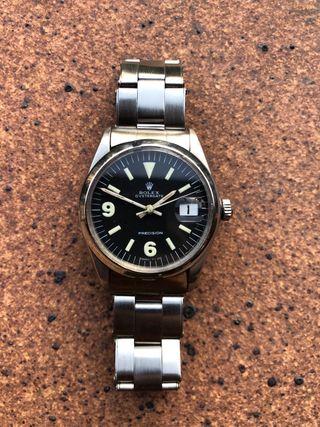 Rolex Precision Explorer Dial