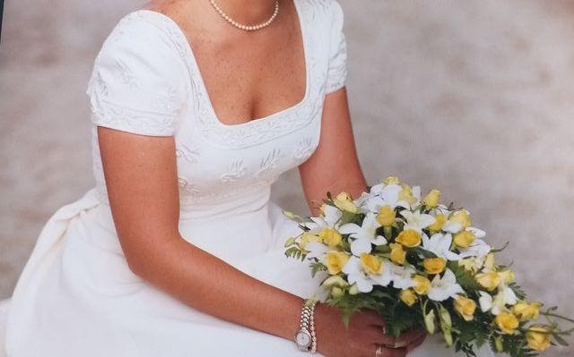 Vestido de novia St. Patrick