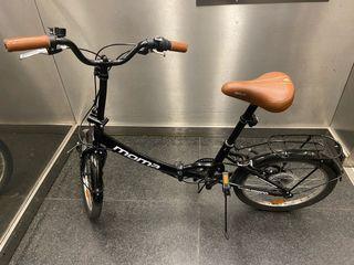 Bicicleta Moma First Class 20 plegable NUEVA