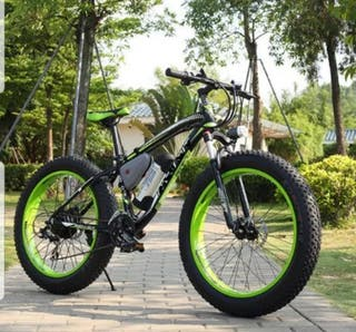 vtt bicicleta electrica 600watt