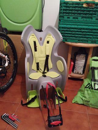 silla para bicicleta de bebe