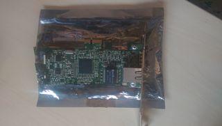 tarjeta de red Gigabit Broadcom