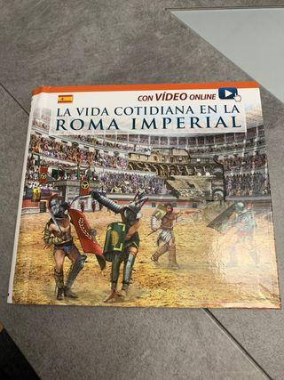 Libro de Roma. Auténtico