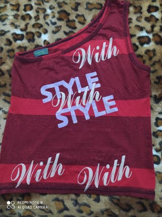 Camiseta verano tienda STRIVUS