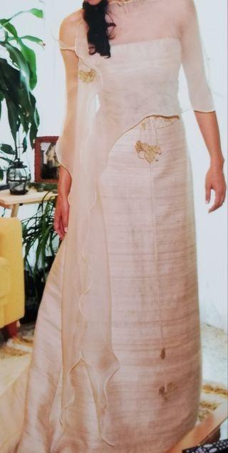 Vestido de novia Jesús Peiro