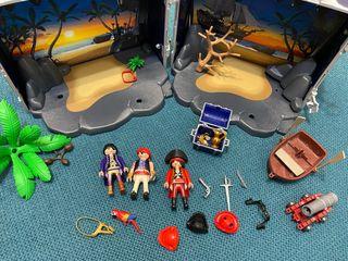 Cofre del tesoro / piratas Playmobil (5347)