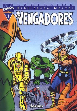 Comics Marvel, Colecc. Biblioteca Marvel completas