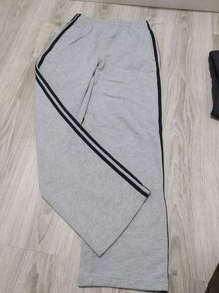pantalón chándal Adidas algodón talla S
