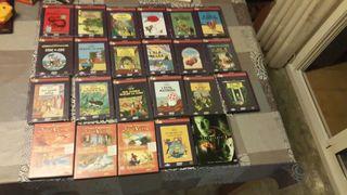 Tintin 20 Dvd+3dvd Julio verne