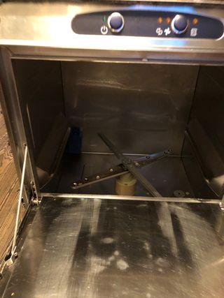 Lavavasos de bar Silanos 45