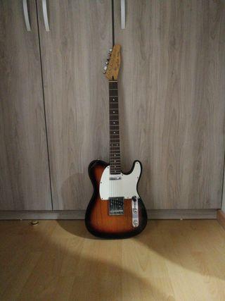 guitarra eléctrica Saehan tradition