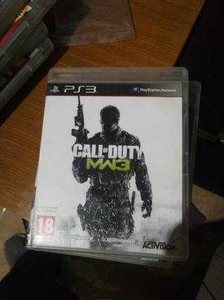 Call of Duty MW3 (ps3