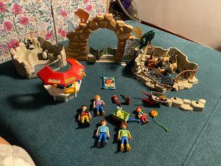 Gran zoo Playmobil (66340)