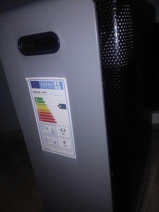 Estufa de gas orbegozo