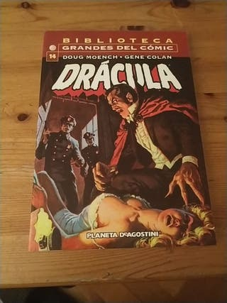 Drácula Lives biblioteca Marvel 14