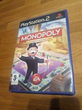ps2, monopoly
