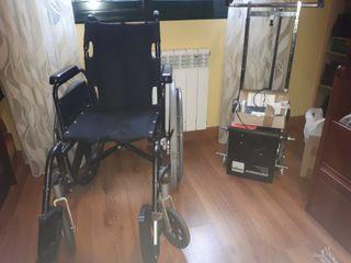 scalamobil para subir escaleras y silla de ruedas