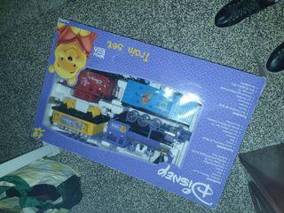 tren de juguetes de bebes 3años