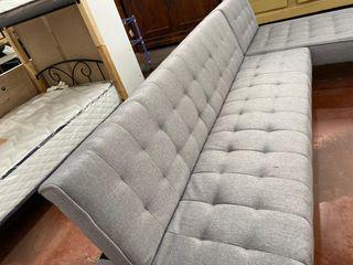 Sofá cama chaiselong