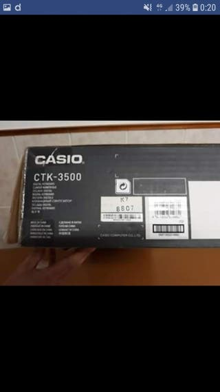 Piano CTK3500