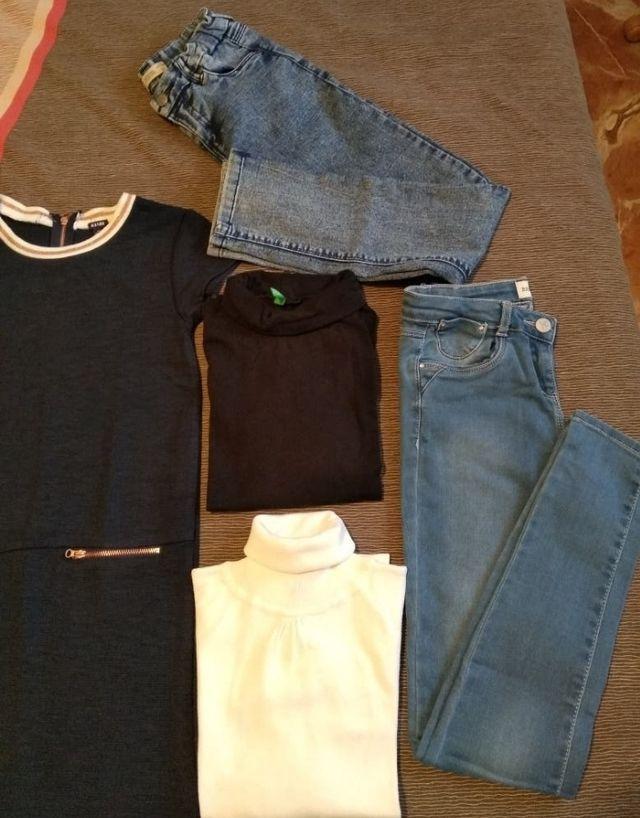 lote de ropa talla 10 años