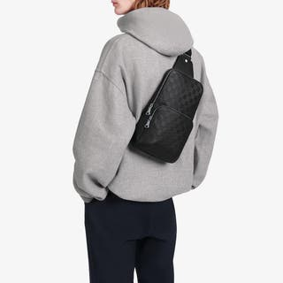 Morral bandolera louis vuitton ,nueva