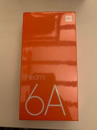 Teléfono Móvil Redmi 6A (sin abrir)