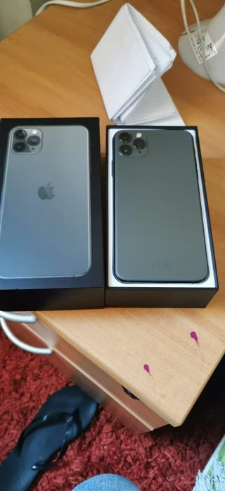 iPhone 11 Pro Max 64Gb verde libre nuevo
