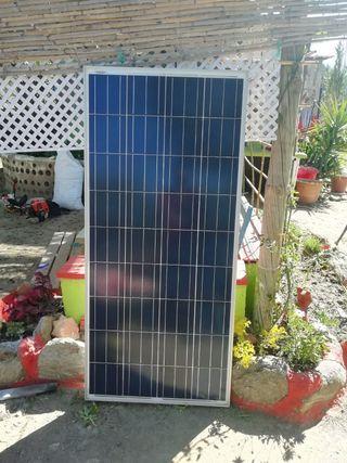 Panel Solar 140W-12V