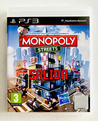 MONOPOLY STREETS - ps3