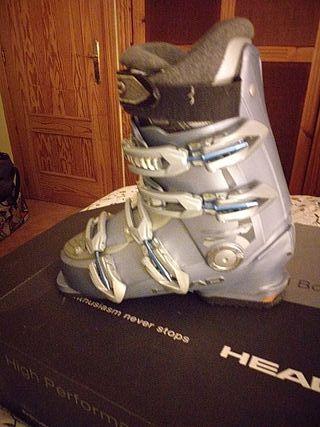 Botas de esqui mujer
