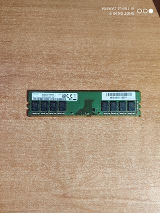 Memoria RAM 2400mhz 8GB