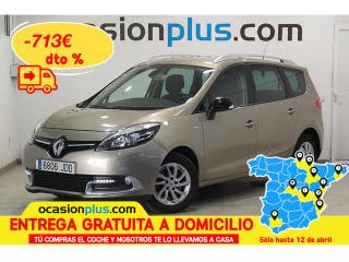 Renault Grand Scenic dCi 130 Limited Energy 7 Plazas 96 kW (130 CV)