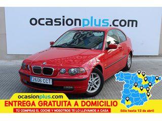 BMW Serie 3 316ti Compact 85 kW (115 CV)