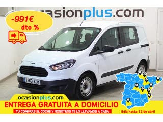 Ford Transit Courier 1.0 EcoBoost Kombi Ambiente 75 kW (100 CV)