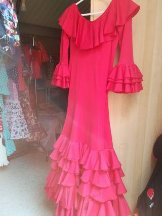 Traje de Flamenca del Ajoli