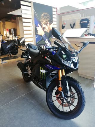 Yamaha YZF-R 125 Monster Edition