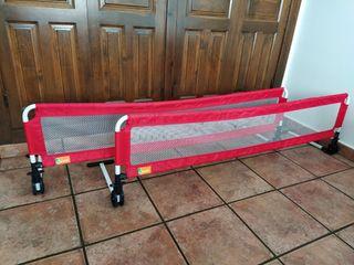 barreras de seguridad cama. 2 unidades