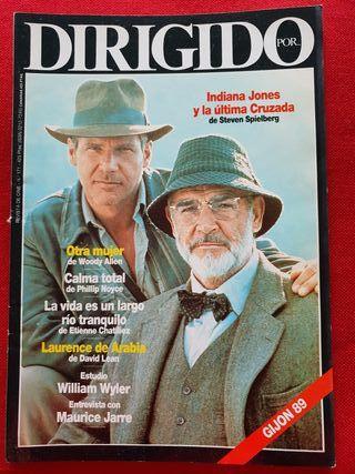 Revista Dirigido por n° 171. Indiana Jones