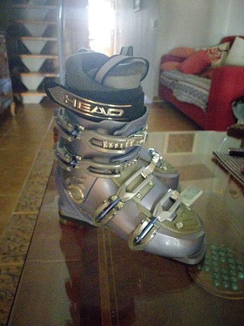 Botas de esqui de mujer