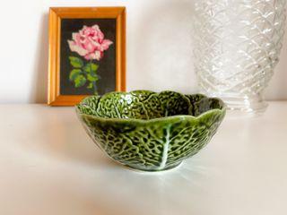 Bol de cerámica portuguesa
