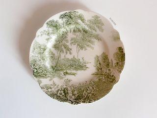 Plato de cerámica de San Claudio