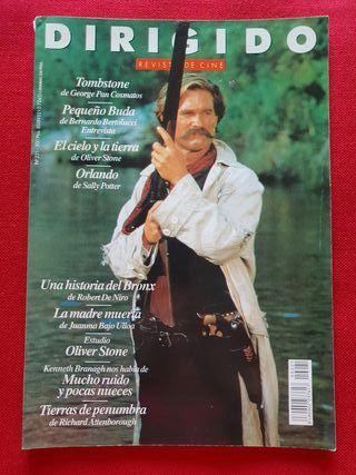 Revista de cine Dirigido n° 221