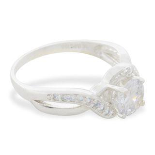 Anillo Compromiso Matrimonio Plata 925